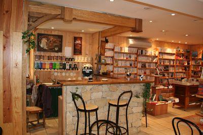 Espaces de libert librairie expression - Salon de the librairie ...
